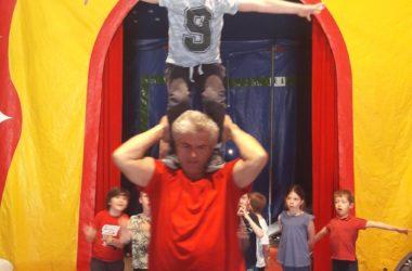 Le cirque Dumas