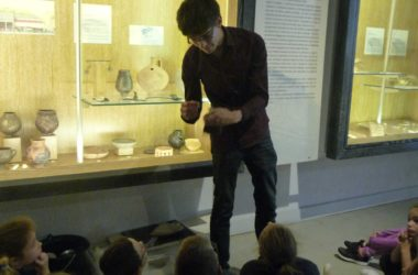 Sortie au musée archéologique