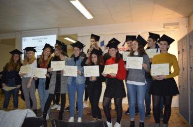 Remise du diplôme du Baccalauréat 2019