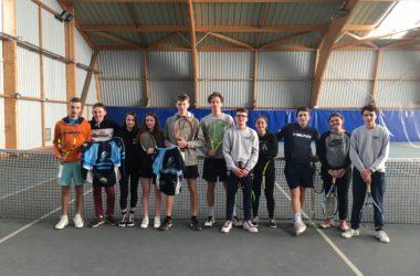 Finale Départementale UNSS de Tennis